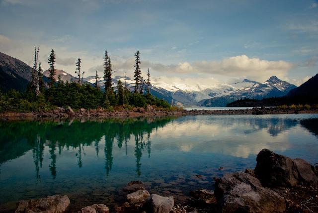 how to go to garibaldi lake from vancouver