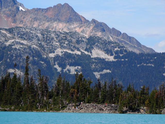 how to go to joffre lake from vancouver