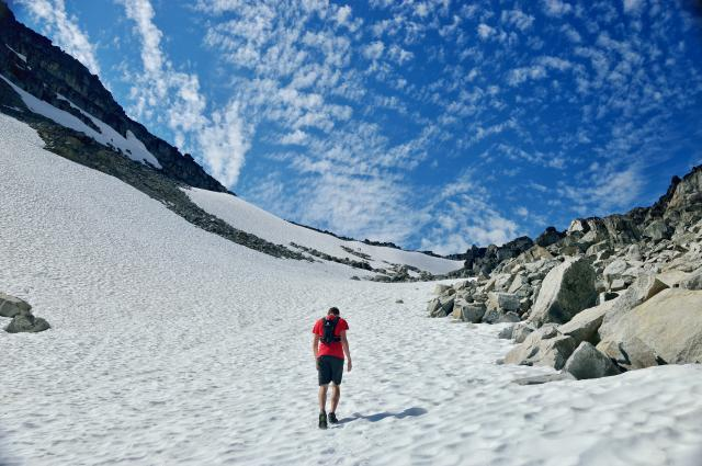 Tszil Glacier