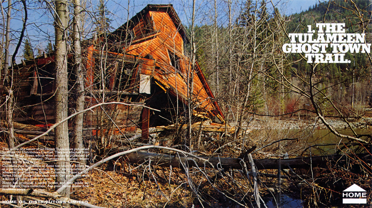 Old Home Oil Hiking Brochures