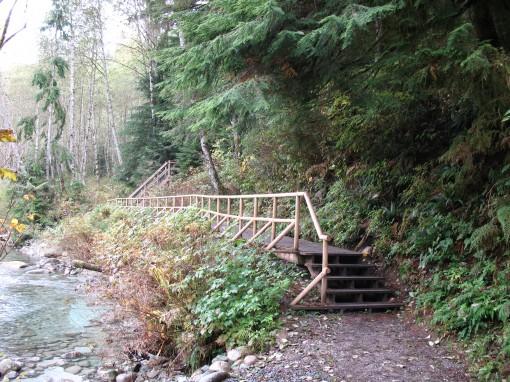 Lynn Creek Bridge