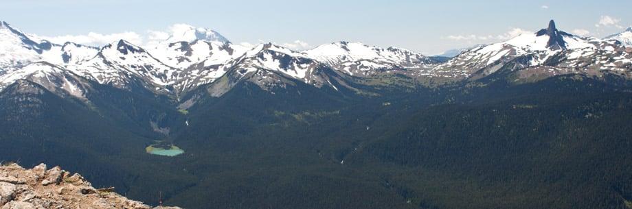 Whistler Alpine Hiking