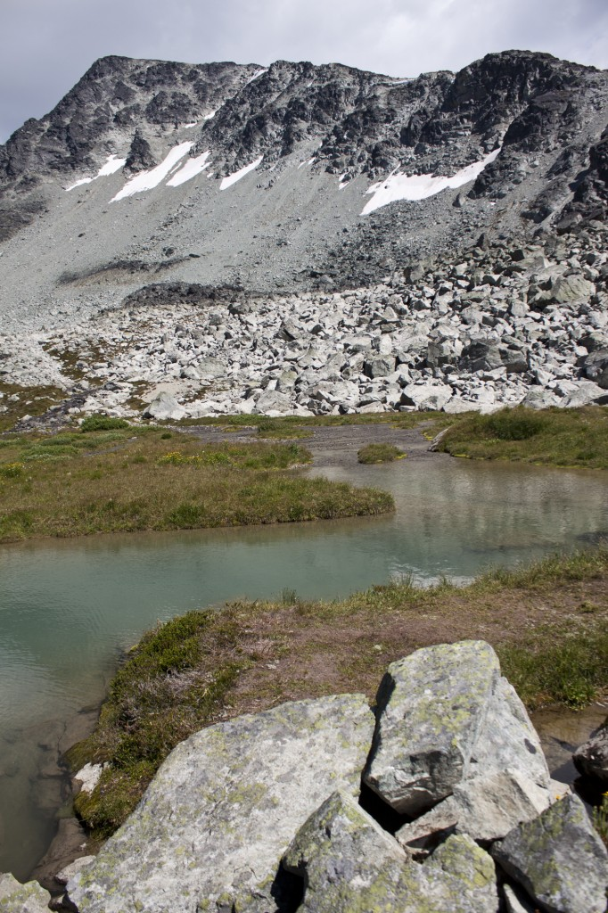 Blackcomb Alpine Lake