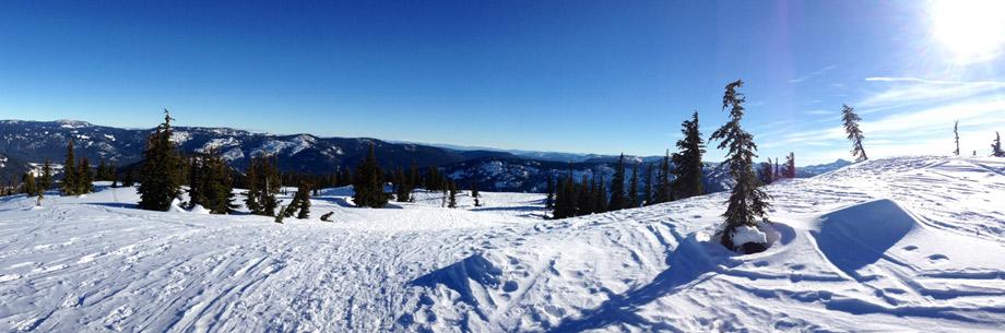 Zoa Peak Snowshoe