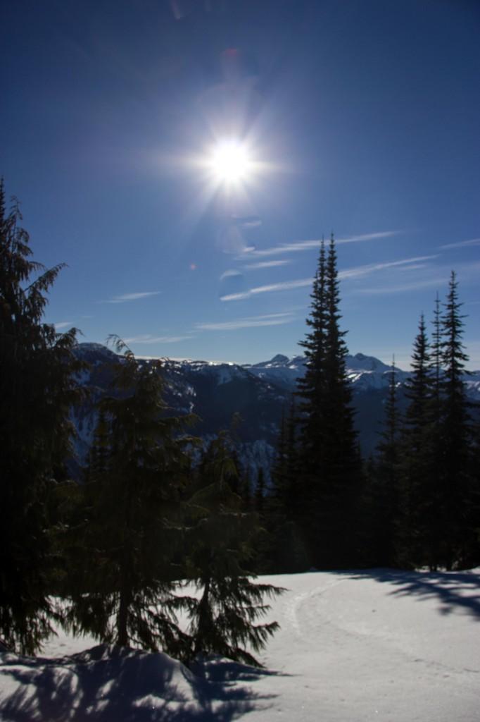 Zoa Peak False Summit