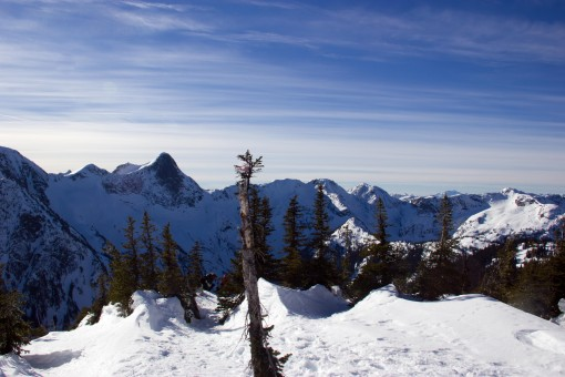 Zoa Peak False Summit