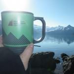 MEC Mug at Garibaldi Lake