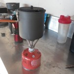 Compact Camping Stove
