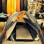 Camping Tent at MEC