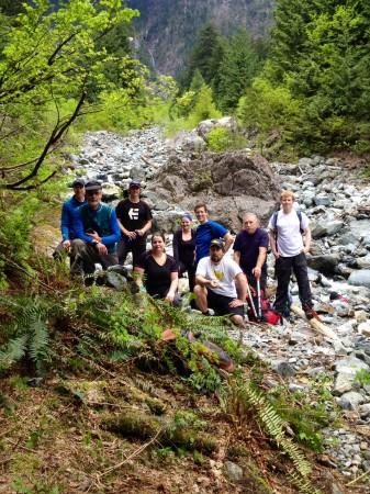 Trail Maintenance Volunteers