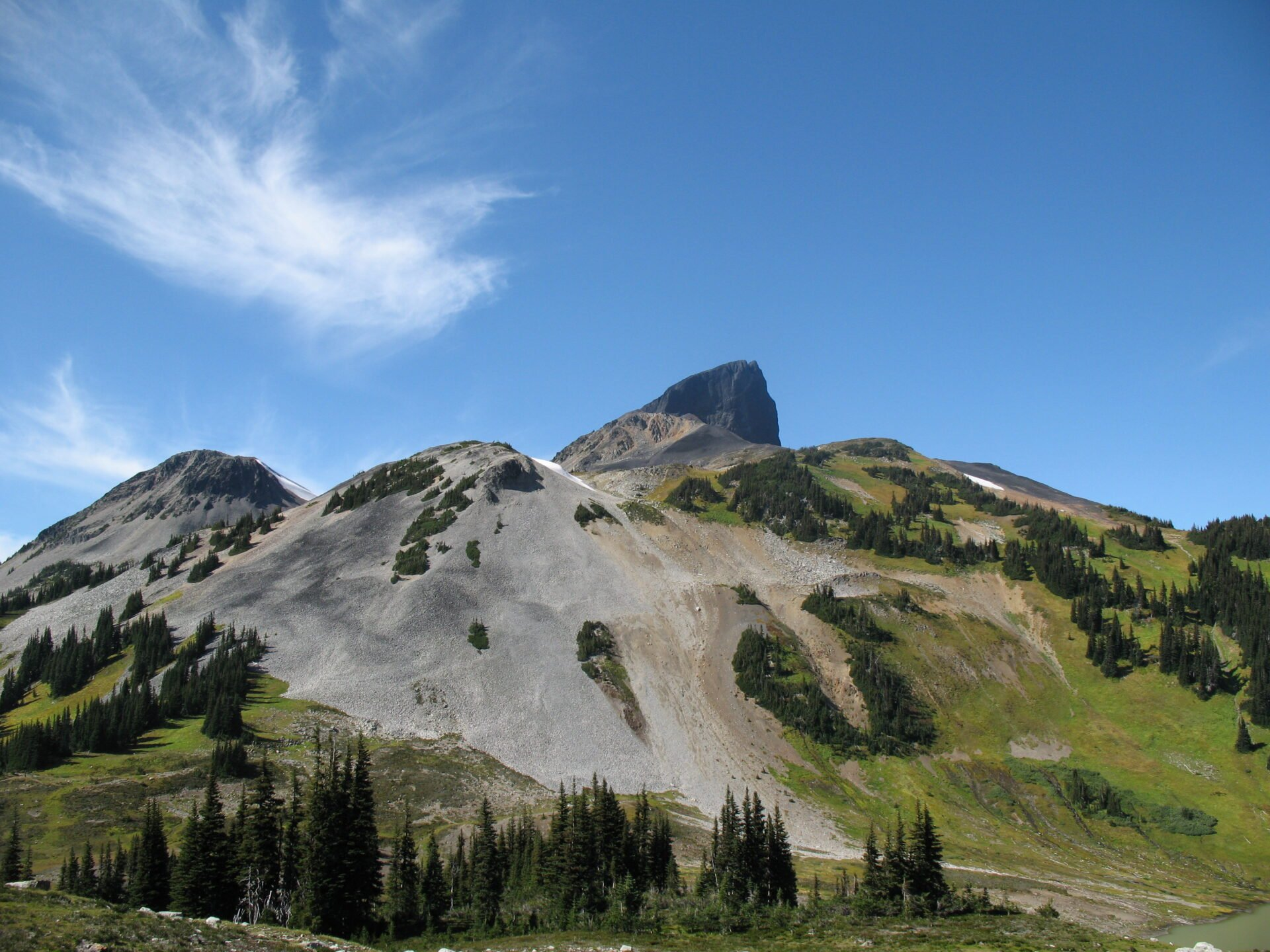 The 5 most challenging hiking trails near vancouver and whistler black tusk sciox Choice Image