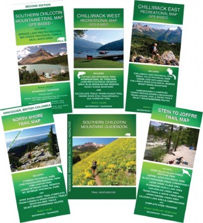 Trail Ventures Maps