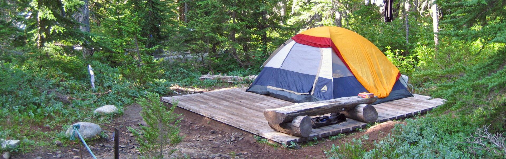 BC Parks Camping