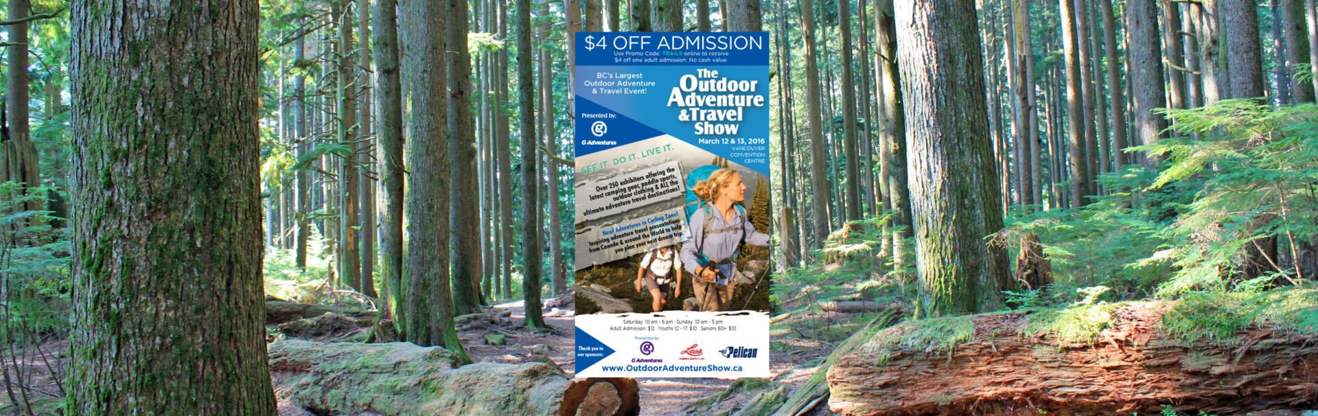 Outdoor Adventure and Travel Show