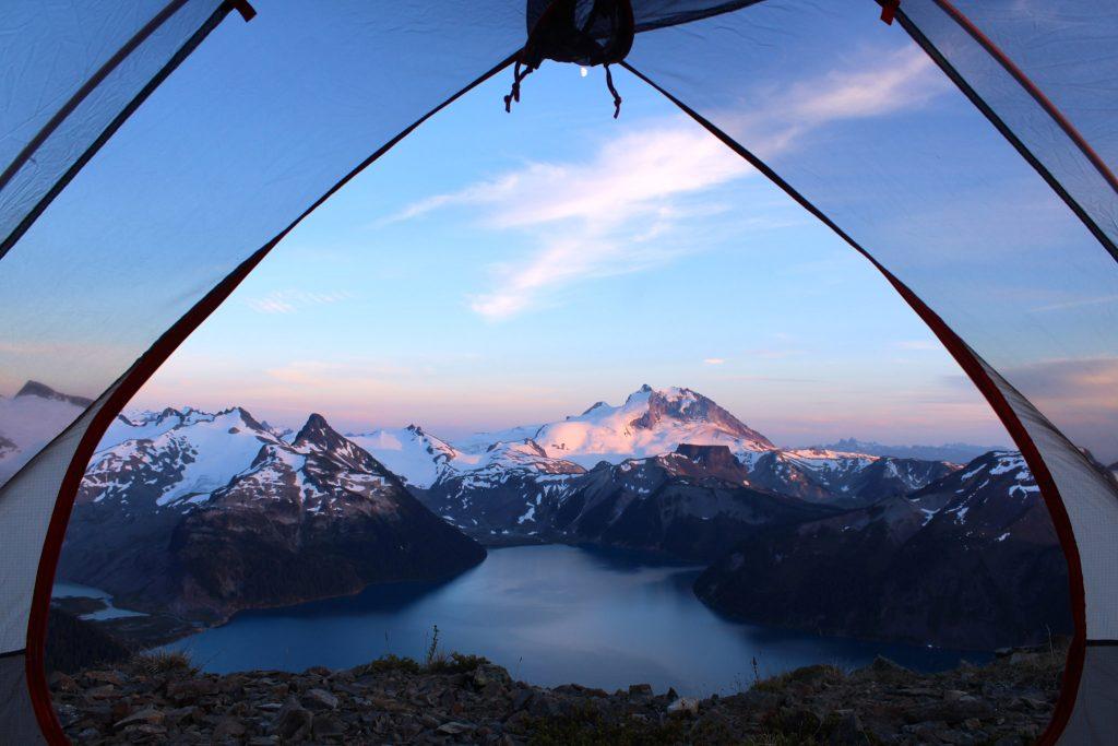 Panorama Ridge Tent