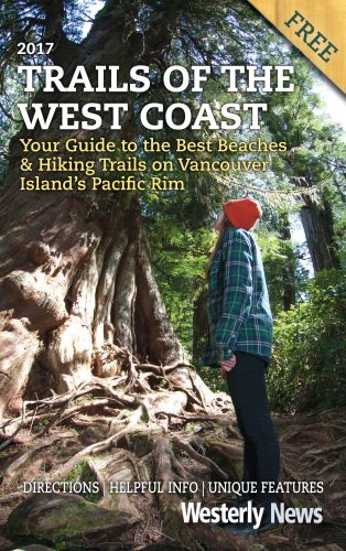 Trails of the West Coast Hiking Guide