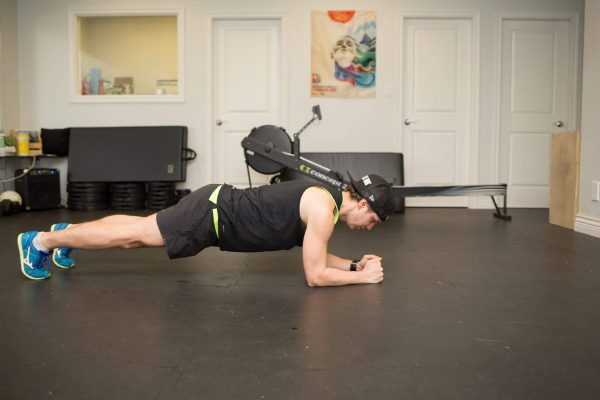 Sparrow Fitness Plank
