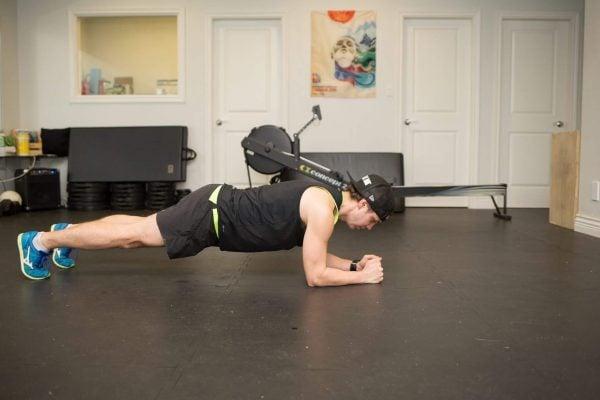 Sparrow Fitness Plank