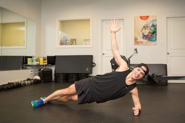 Sparrow Fitness Side Plank