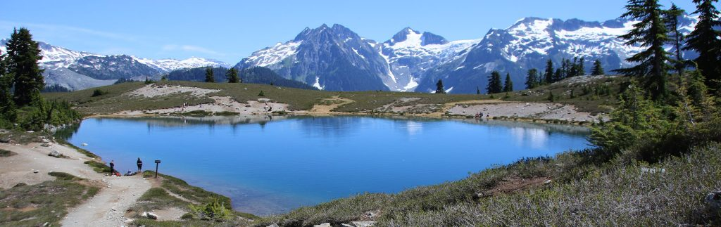 Elfin Lakes in Garibaldi Provincial Park