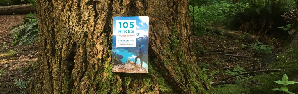 105 Hikes in Southwest BC