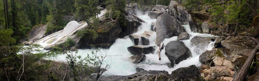 Mehatl Creek Falls