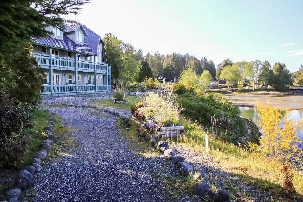 Canadian Princess Lodge and Marina
