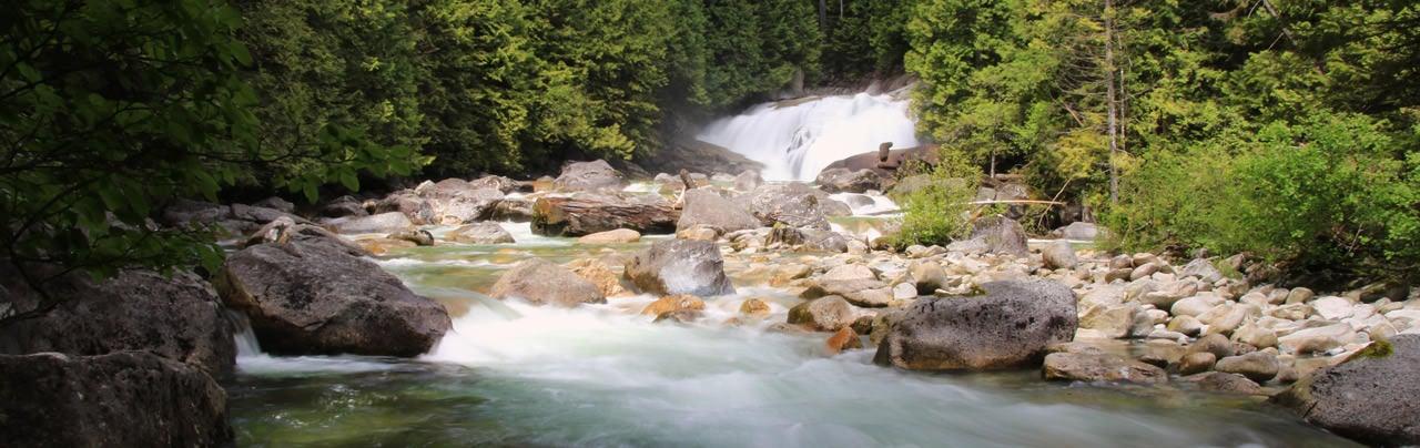 Golden Creek Falls