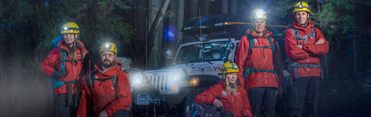 Search and Rescue: North Shore