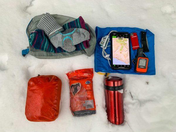 Winter Emergency Supplies