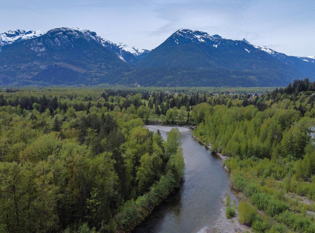 Squamish Drone