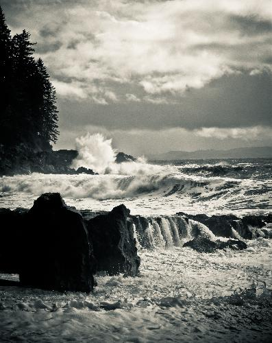Juan De Fuca Trail/Sombrio Beach