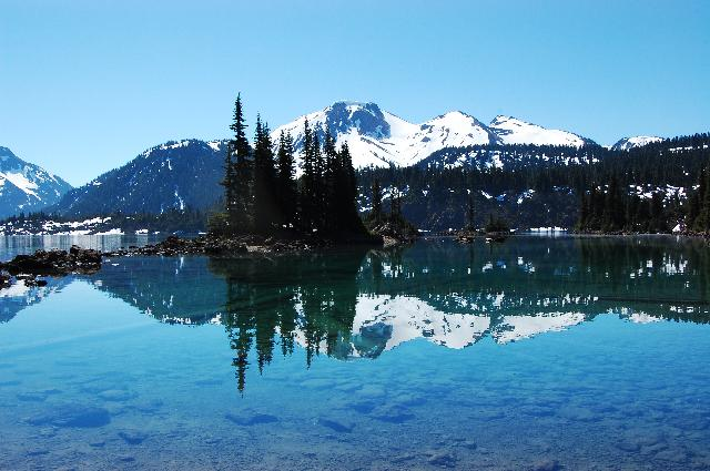 Garibaldi Lake Campground