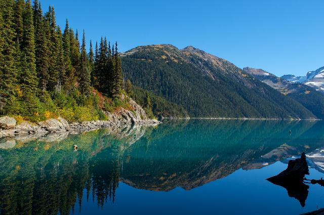 Black Tusk/Garibaldi Lake