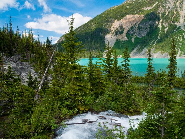 Joffre Lake Upper