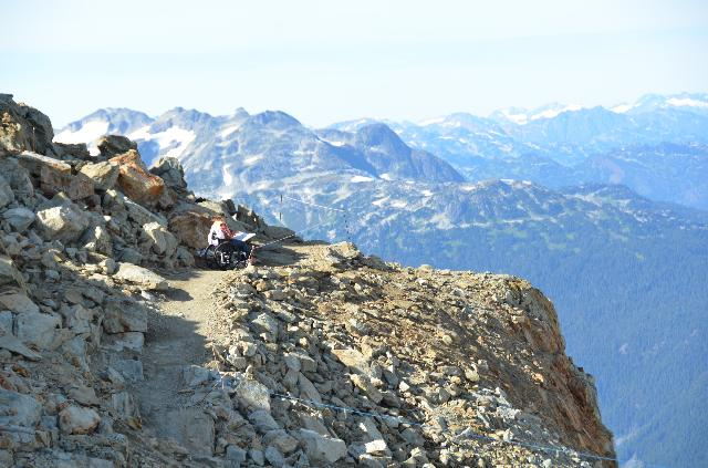 Whistler Mountain Summit Trail