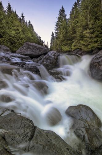 Widgeon Falls Trail