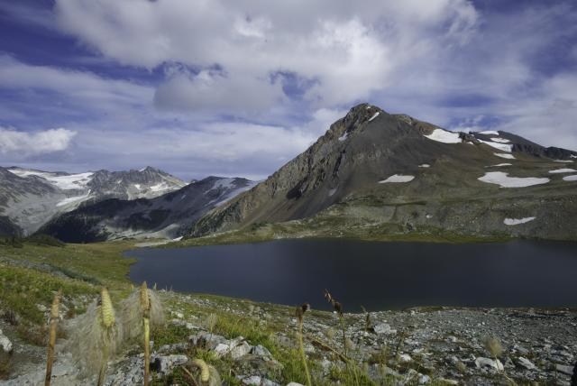 Russet Lake/Singing Pass Trail