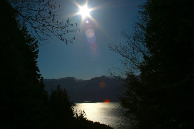 Twinkle At Stawamus Chief