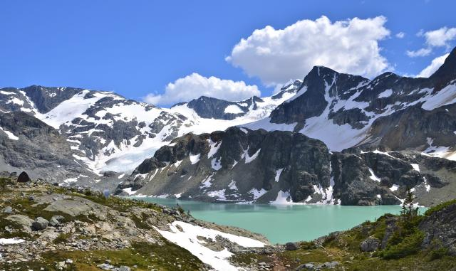Wedgemount Lake
