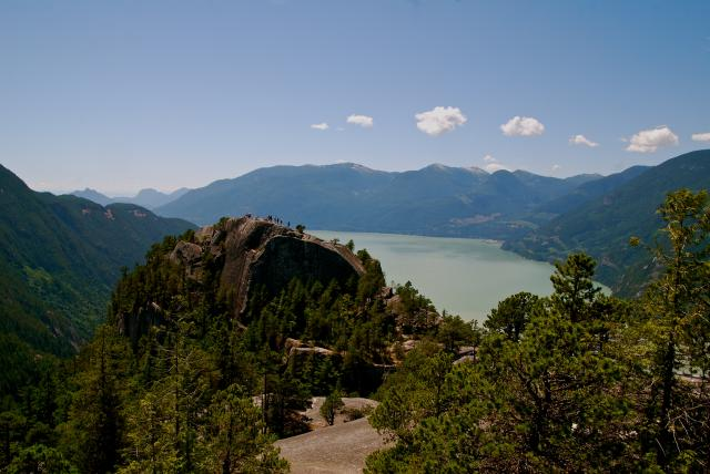 Stawamus Chief Hike