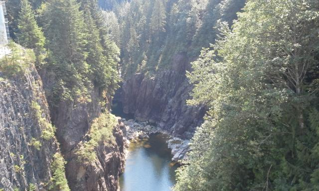Capilano Pacific Trail