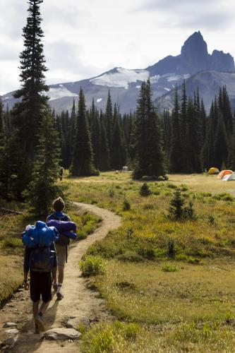 Helm Creek Trail/Black Tusk