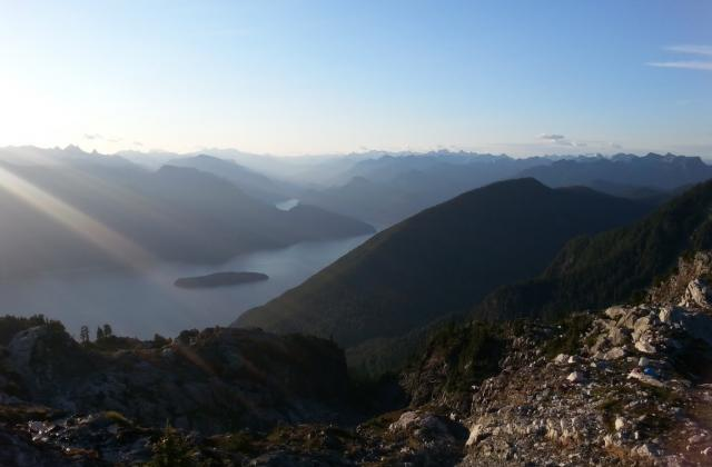 Golden Ears - Panorama Ridge
