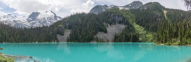 Middle Joffre Lakes