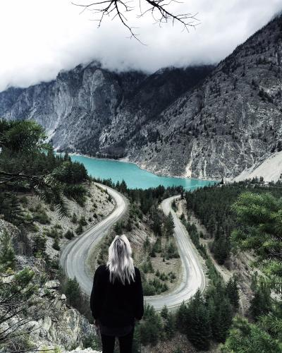 Seton Lake Viewpoint