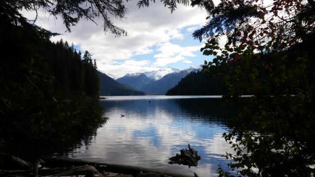 Cheakamus Lake