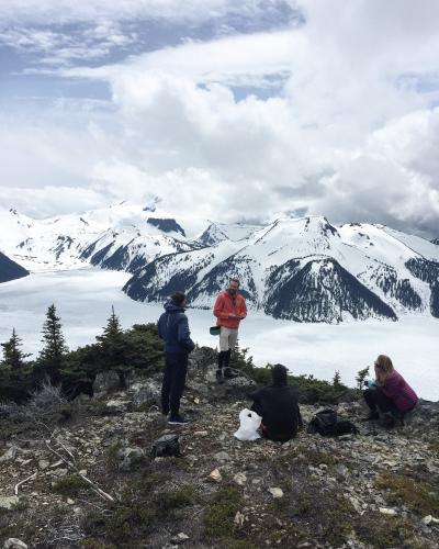 Garibaldi Lake / Panaroma Ridge