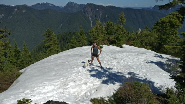 Golden Ears Trail
