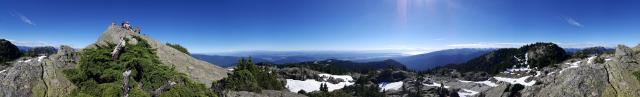 Mount Seymour Hiking Trail